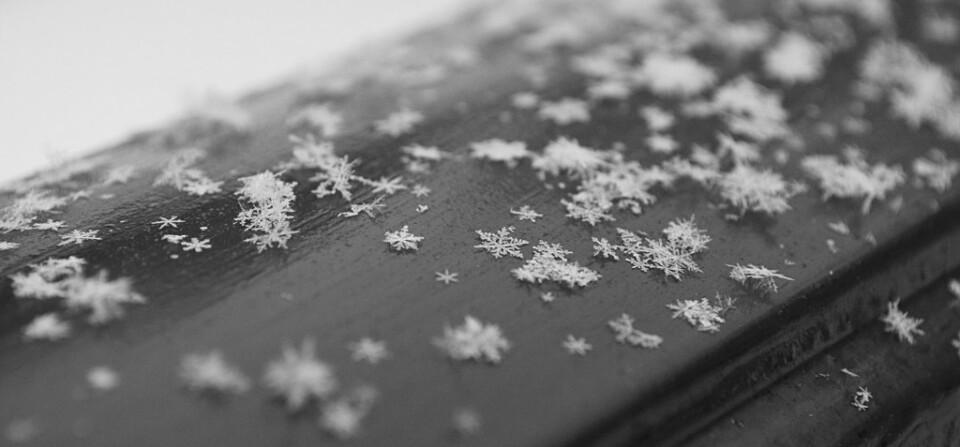 La neve è una poesia. Una poesia che cade dalle nuvole in fiocchi bianchi e leggeri. (Maxence Fermine)