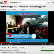 "YouTube: Cortinametraggio 2012, Carlo Fracanzani premiato per il cortometraggio ""The chocolate pudding"""