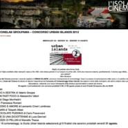 URBAN ISLAND FILM FESTIVAL ROMA 2012