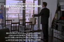 THE CHOCOLATE PUDDING