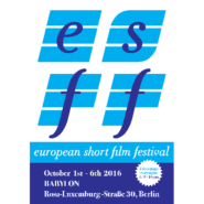 EUROPEAN FILM FESTIVAL 2016 BERLINO